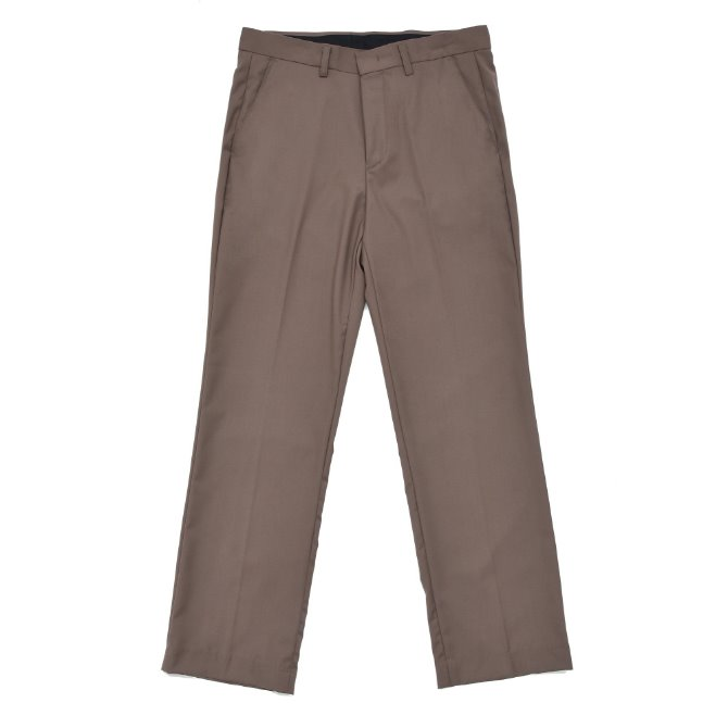 [스크래치상품]UNISEX LONG WIDE F SLACKS BEIGE